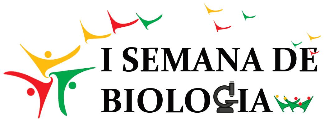 Logo I Semana da Biologia